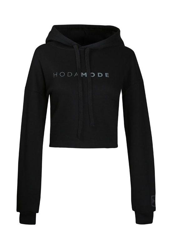 Shop HODAMODE Hoodie black