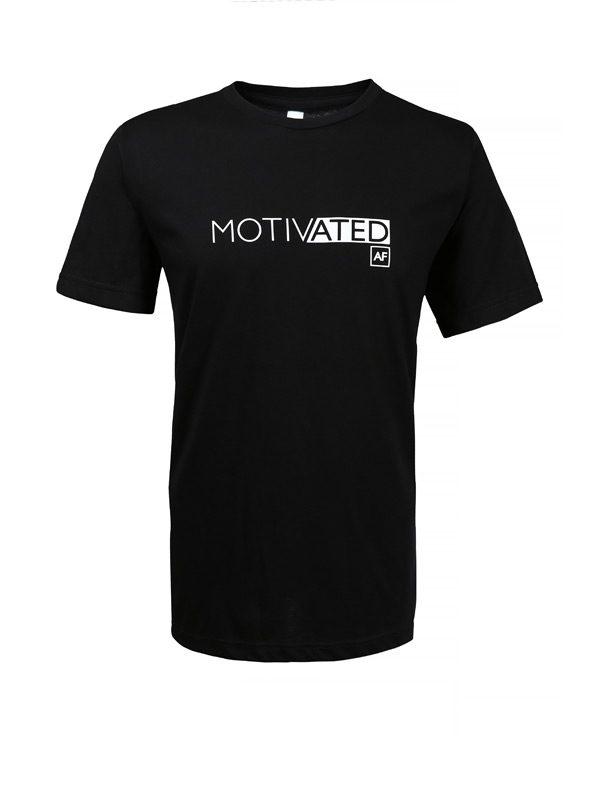 Shop HODAMODE Men's Motivated AF Tee
