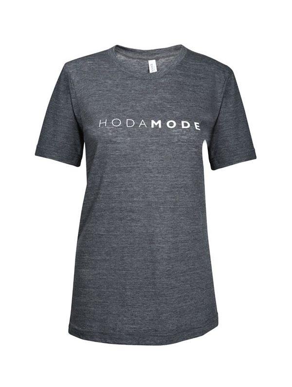 Shop HODAMODE Women's Tshirt grey