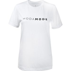 Shop HODAMODE Women's Tshirt white
